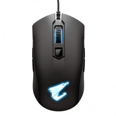 Mouse Gamer Gigabyte Gm-aorus M4 6400 Dpi Rgb