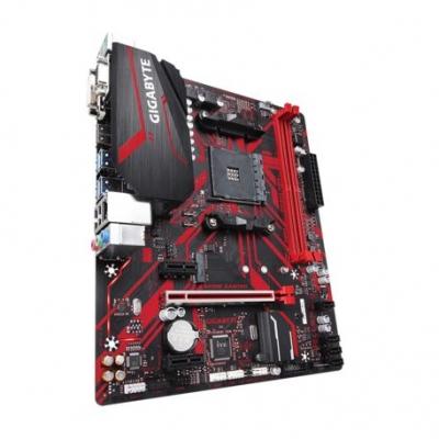 Mother Am4 Ryzen Gigabyte B450m Gaming Rgb