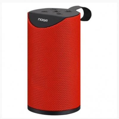 Parlantes  Bluetooth Noganet Ng-pko8 Rojo