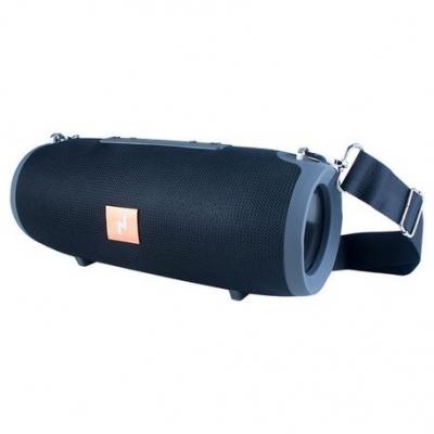 Parlantes  Bluetooth Noganet Ng-bt671 Negro