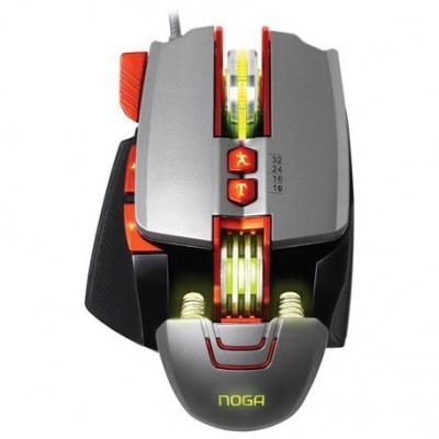 Mouse Gamer Noganet St-sektor 3200 Dpi