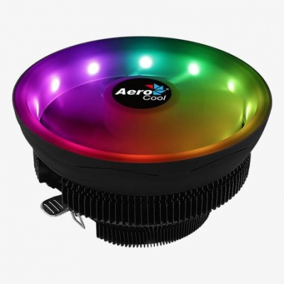 Cooler Aerocool Core Plus Argb Pwm 4p