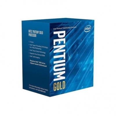 Micro Intel Lga 1200 Intel Pentium Gold G6400 4 Ghz  Cometlake Lga 1200
