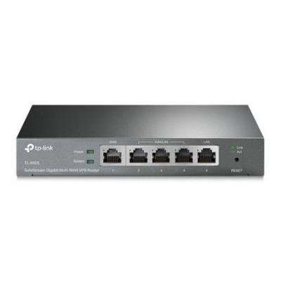 Routers Tp-link Router Tl-er605 Tl-r605 Gigabit Multiwan Vpn Reemplaza 600vpn