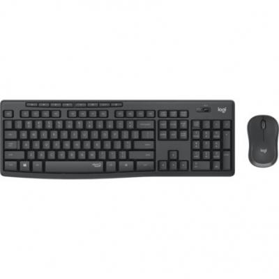 Teclado + Mouse Logitech Mk295 Silencioso Wireless