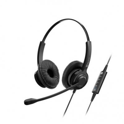 Auriculares C/microfono Klip Extreme Voxpro-s Usb Para Empresas Kch-911