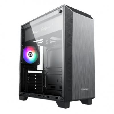 Gabinete Gamemax Gamer Nova N5 Mid-tower Vidrio  1 Fan Rgb