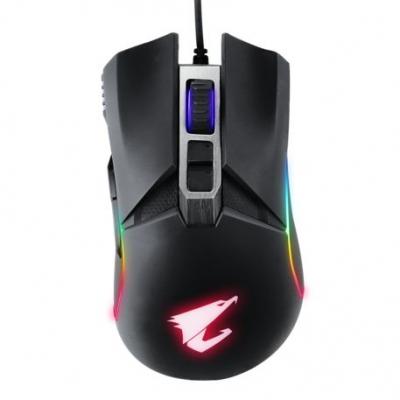 Mouse Gamer Gigabyte Optico Aurous M5 Rgb Fusion 2.0