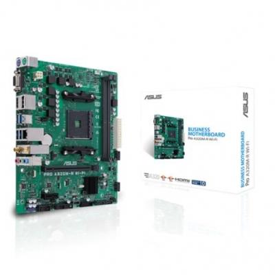 Mother Am4 Ryzen Asus Pro A320m-r Wifi  Bluetooth 5.0  Hdmi / Rgb / Displayport