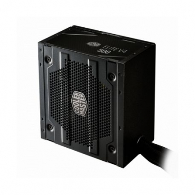 Fuentes Atx Cooler Master Cm 500w 80 Plus White Elite V4