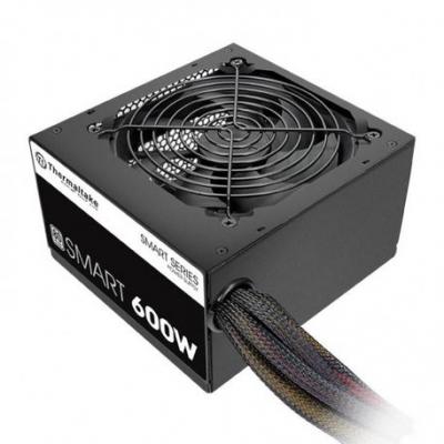 Fuentes Atx Thermaltake Smart White 600w 80 Plus Sp-600ah2nkw