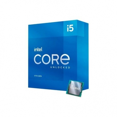 Micro Intel Lga 1200 Intel Core I5 11600k Sin Cooler Box Venta En Equipo